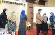 Dua Puskesmas di Kabupaten Pelalawan Kaji Banding ke Puskesmas Lubuk Alung