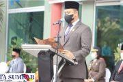 Peringatan Hari Kesaktian Pancasila, Ketua DPRD Pessel : Mari Jaga Bersama Ideologi Negara Kita