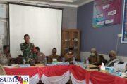 Babinsa Koramil 07 Tarusan Sosialisasi Anti Narkoba di Nagari Taratak Sungai Lundang