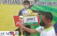 Sepeda Buatan Pasific : Atlit ISSI Tanah Datar Juarai Bupati Cup Musi Banyuasin