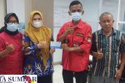 Buka Rekening Organisasi, DPW SKP Sumbar Kunjungi Bank Nagari Syariah