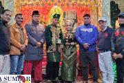 Sepasang Kekasih Mengakhiri Masa Lajangnya, Saiful : Paling Istimewa Bagi Kami Doa Samawa Dari Para Tamu