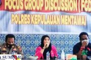 Sosialisasi Pencegahan KBGO Terhadap Anak dan Perempuan di Desa Sipora Jaya