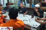 Terkait Pencarian di Hari Kedua, Koramil Sikakap Bersama Tim SAR Mentawai Rapat Koordinasi