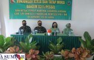 Kunjungi Koramil 03/IV Jurai, Dandim 0311 Pessel Ingatkan Personel Untuk Luangkan Waktu Bersama Keluarga