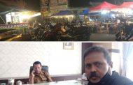 Miris, Lokasi Monumen Tugu Gempa Kota Padang di Hiasi Para PKL Liar, Penertiban Tak Konsisten