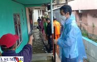 Pasca Hujan Lebat di Beberapa Lokasi, Dinas Perkim LH Turunkan Tim Panyasak Menyusuri Drainase