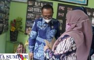 BPD Desa Maliki Kota Sungai Penuh Kagum Dengan Kreativitas Kurabu Kelurahan Ganting Olah Sampah Jadi Barang Berguna
