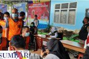 Sebanyak 26 Orang Warga Binaan Lapas Klas II B Batusangkar divaksin Covid-19