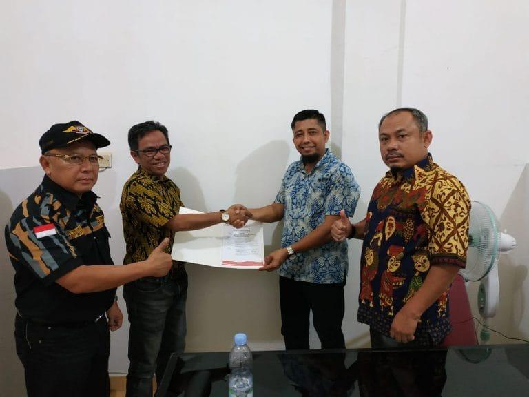 LBH Pekat IB DPW Riau, Resmi Dikukuhkan.