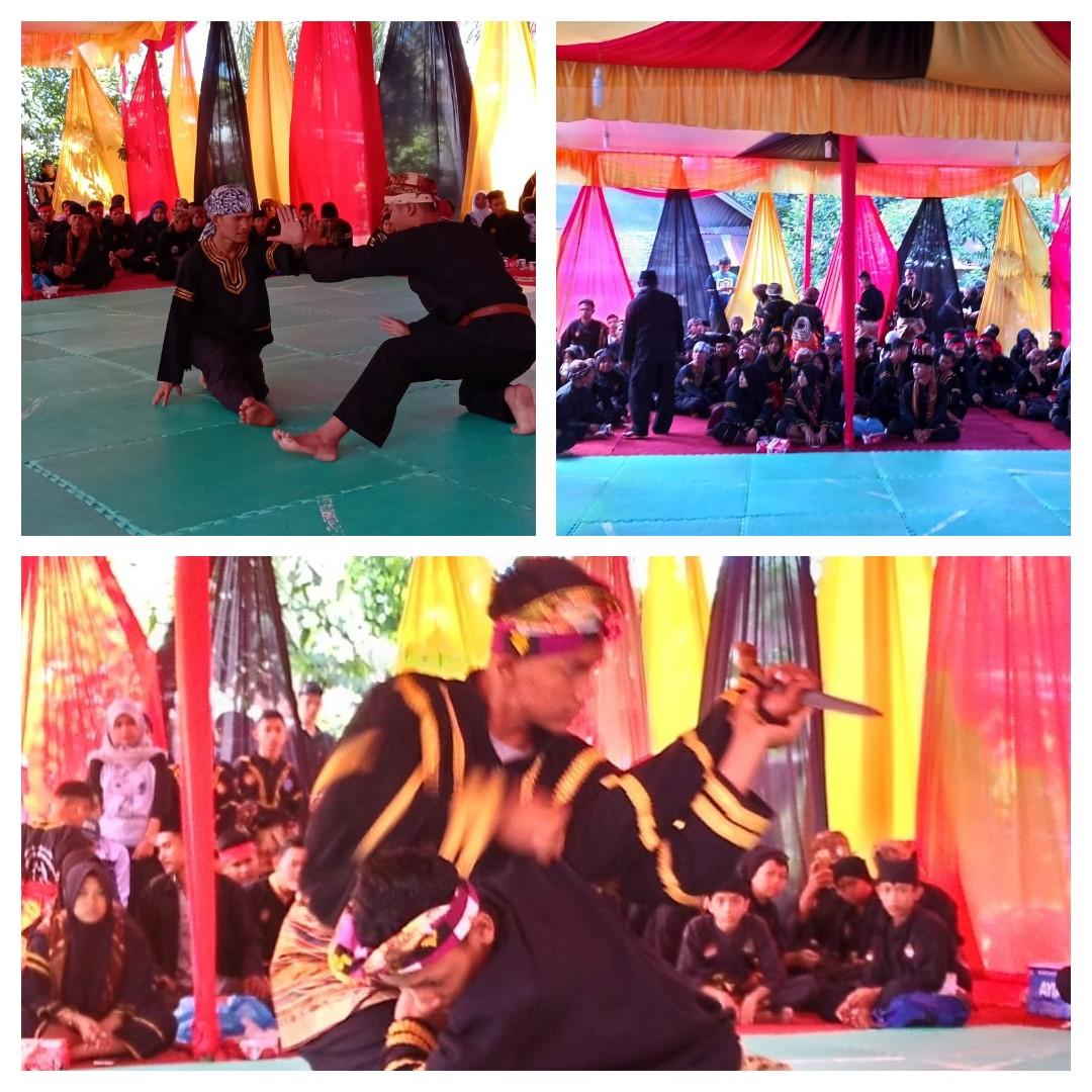 23 Perguruan Silat Hadiri Gelar Seni Silat Di Kota Padang.