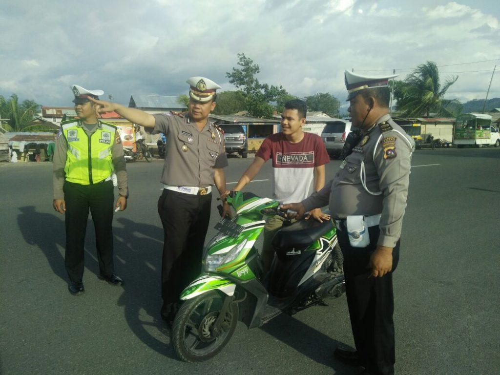 Pelanggaran Lalu Lintas di Kota Padang, Kian Meningkat
