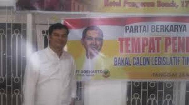 DPW Partai Berkarya, Siap Pecat Kadernya yang Terkait Masalah Hukum