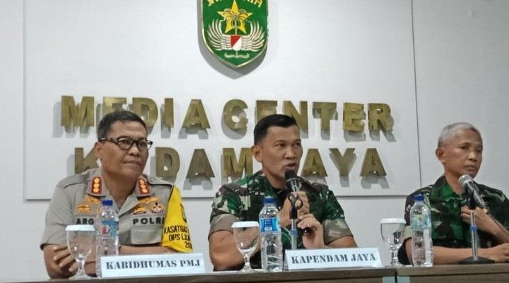 Penembak mantan DanPOM Padang berhasil diringkus, seorang anggota TNI AU