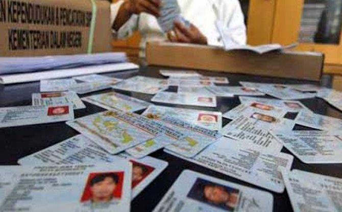 Disdukcapil Payakumbuh, Musnahkan 10.832 keping KTP-E rusak