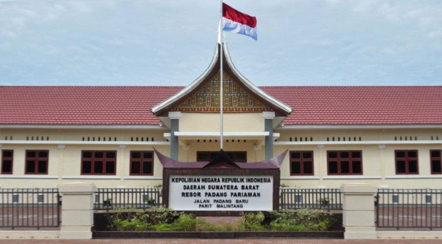 Polres Padang Pariaman, Tangkap 7 Warga Negara Asing