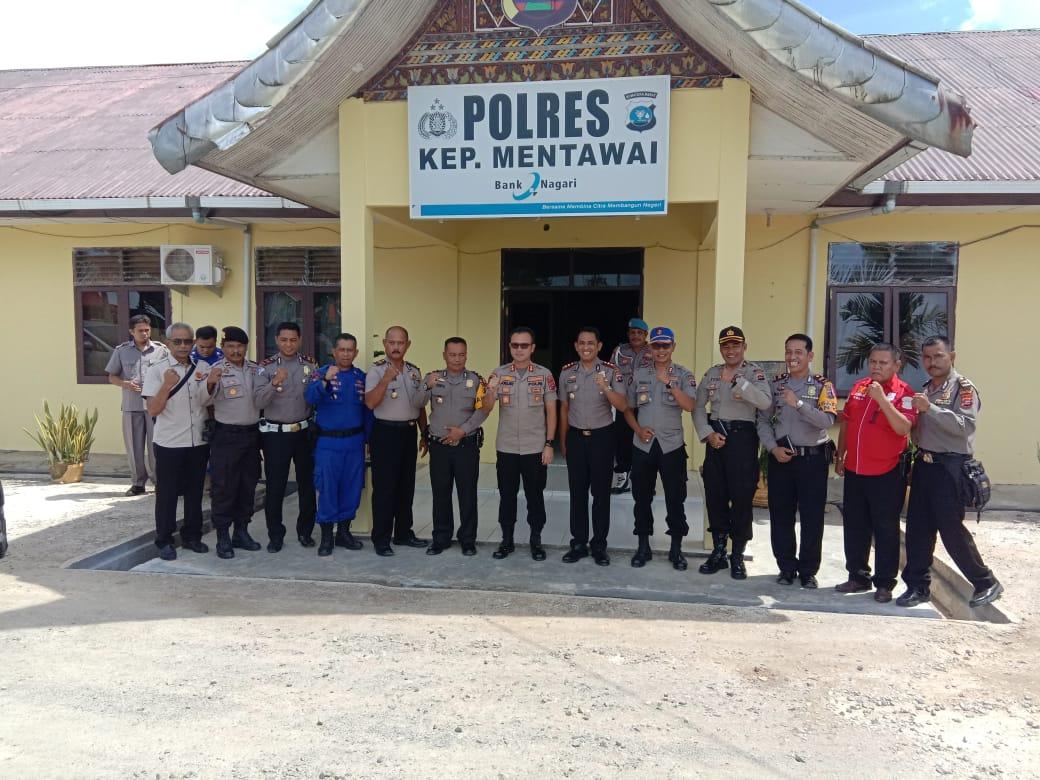 Dir Pol Airud Sumbar, Evaluasi Kegiatan OMB di Kepulauan Mentawai