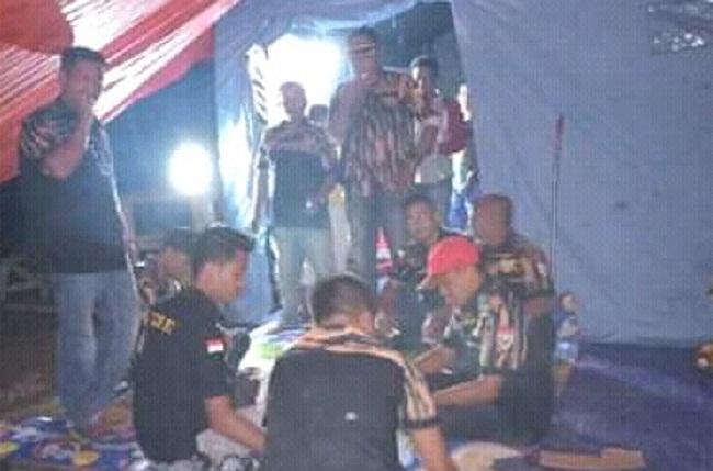 DPD Pekat IB Solok Selatan, Bantu Korban Bencana Gempa
