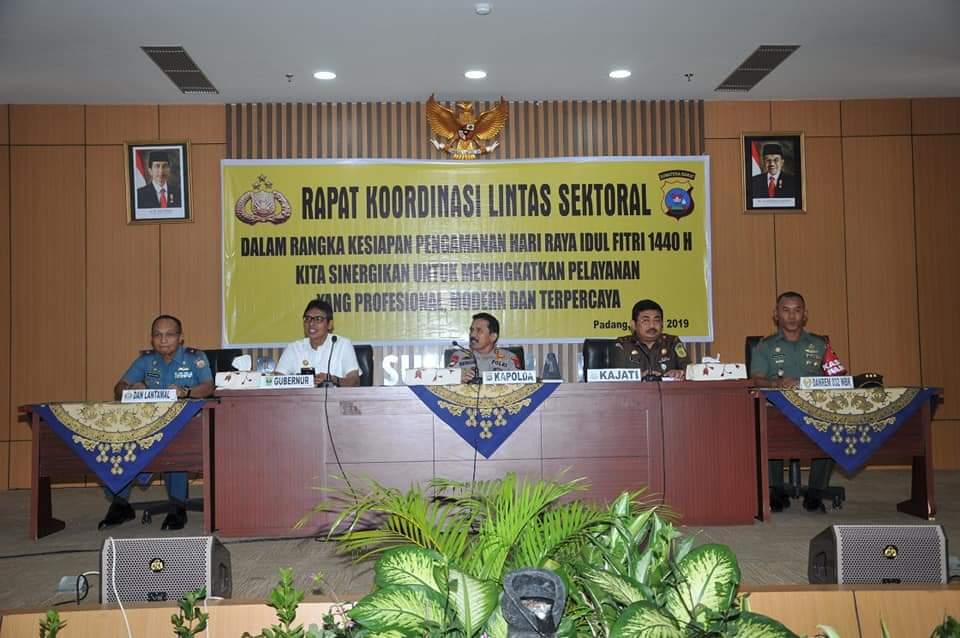 Jelang Lebaran, PKL di Lokasi Jembatan Kelok Sembilan Harus di Tertibkan