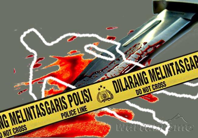 Seorang Pria di Temukan Bersimbah Darah Dengan Sejumlah Tusukan