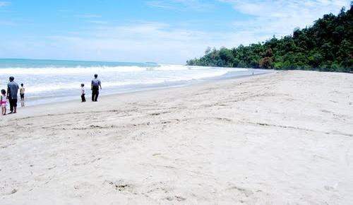 Komunitas Pantai Indah Pasbar Inginkan Maligi Sebagai Nagari Ekowisata Kampung Penyu