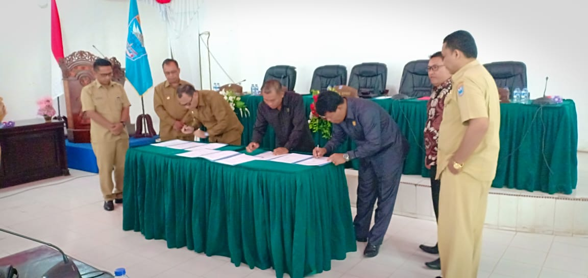 DPRD Mentawai Setujui Tiga Perda