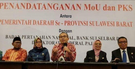 KPK Ajak Wartawan Ikut Serta Awasi Dana Desa
