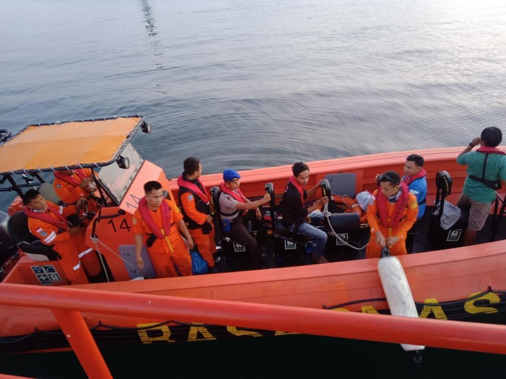 Tiga Hari di Kabarkan Hilang, Nelayan Tuapejat di Temukan Selamat di Pulau Setan