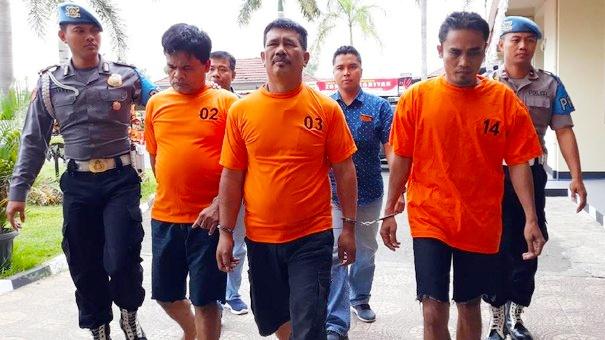 Peras Pengusaha Bantul, Polisi Bekuk Tiga Wartawan Gadungan