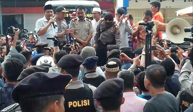 Salahgunakan Wewenang Soal Tanah, Kepala BPN Padang di Laporkan
