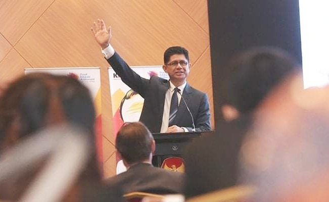 Wakil Ketua KPK Laode : KPK Bukan Penghambat Investasi, Justru Korupsi Penghambat Investasi di Indonesia