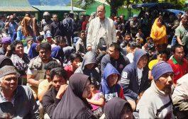 Perantau Minang di Wamena di Akomodir Pulang Ke Sumbar
