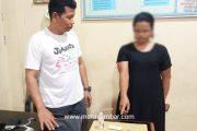 Miliki Sabu, Seorang IRT di Amankan Satresnarkoba Polres Pessel