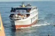 Kapal KM. Eklesia Mati Mesin, 112 Penumpang Berhasil di Evakuasi