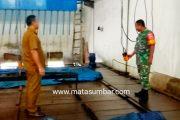 Jalin Silahturahmi, Babinsa 04/Sikakap Bangun Komsos Dengan Kepala UPTD Perikanan