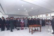 125 Pejabat di Lantik, Ini Pesan Walikota Padang Panjang