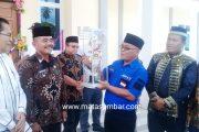 Nagari Kinali Raih Juara I Kategori Transparansi Dana Desa Tingkat Sumbar