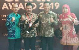 Kota Padang Panjang Kembali Terima Penghargan SAKIP Naik Jadi Predikat B