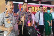 Pembacok Leher Pemuda Mentawai Berhasil di Tangkap Polisi