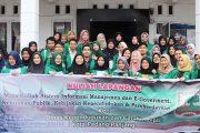 Kuliah Lapangan, Mahasiswa Unand Sambangi Disdukcapil Padang Panjang