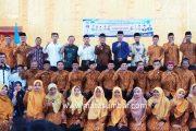 DPC Asosiasi Guru Pendidikan Agama Islam Pasbar di Kukuhkan