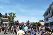 Warga Kampung Muaro Tolak Rusunawa di Jadikan Tempat Isolasi Pasien Covid-19