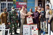 Nagari Panyalayan Terima Bantuan dari Fraksi PKB DPRD Kota Padang Panjang