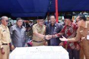 Kantor Wali Nagari Muara Kiawai di Resmikan, Bupati Pasbar Berharap Dapat Meningkatan Pelayanan Terhadap Masyarakat