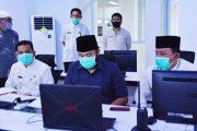 Konfrensi Pers Secara Online, Fadly Amran Sampaikan Perkembangan Penanganan Covid-19 di Padang Panjang