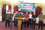 Tim Satgas Covid-19 Meluruskan Kronologis Prosesi Pemakaman Pasien Positif Warga Pasbar