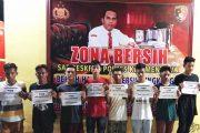 Tak Hiraukan PSBB, Sekelompok Pemuda