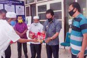 Peduli Nakes, PT. HPA Malaysia Serahkan Bantuan Herbal Kepada Pemko Padang Panjang