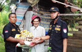 Secara Swadaya, Ormas Pekat IB DPK Sintonga Padang Pariaman Bergerak Terus Salurkan Bantuan Untuk Masyarakat