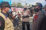 Polda Sumbar Lakukan Pemeriksaan Kesehatan Pedagang Pasar Pagi Parak Laweh